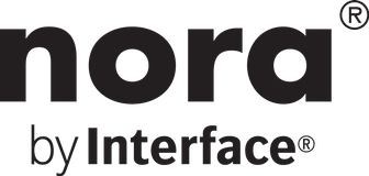nora® by Interface® LOGO black